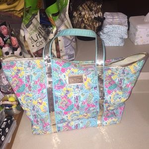 GORGEOUS Lilly Pulitzer tote!